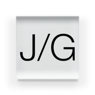 John GastroのJ/G Acrylic Block
