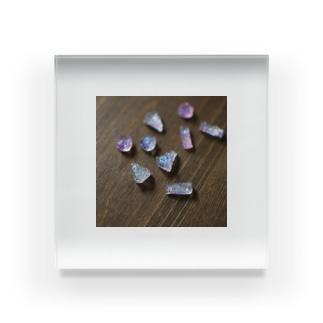 キカガク鉱物 Acrylic Block