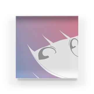 moment #3 (acrylic block) アクリルブロック
