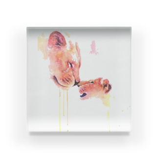 Liebe~母の愛~ Acrylic Block