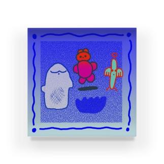 集会 Acrylic Block