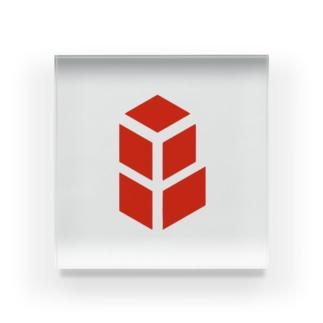 Bancor Japan Acrylic Block