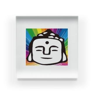 大仏2.0 Acrylic Block