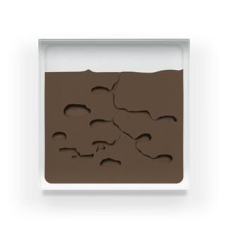 蟻の巣 Acrylic Block
