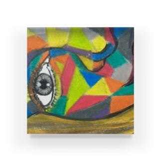 #Liberオリジナルデザイン Acrylic Block