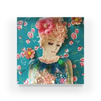 Rêve de la couleur de la mer 〜海色の夢〜 Acrylic Block