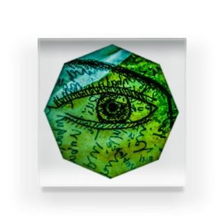 Rui-Unbalance Acrylic Block