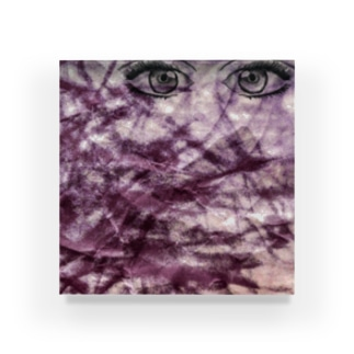 demon Acrylic Block