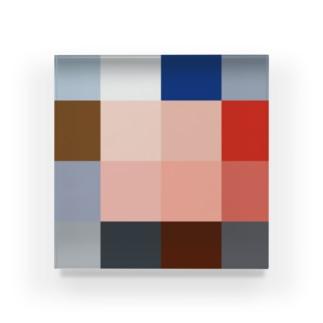 4x4 Acrylic Block