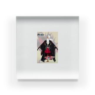 アズールレーン 赤城 コスプレ 衣装  Acrylic Block
