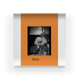 Zion 24 Acrylic Block