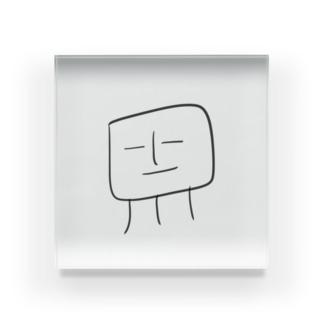 よっしー星のヨッシーくん Acrylic Block