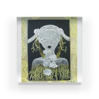 薔薇架刑 Acrylic Block