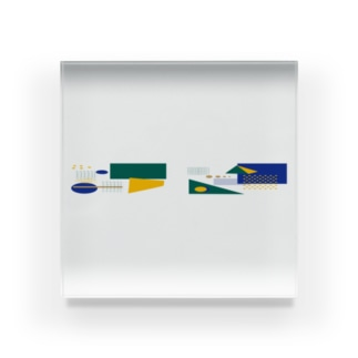 untitle Acrylic Block
