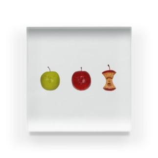 林檎の一生 Acrylic Block