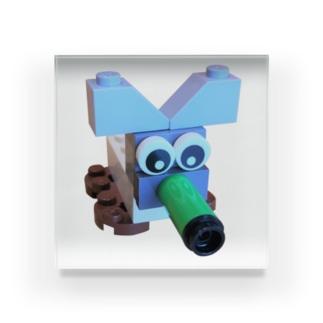 レゴねずみ Acrylic Block
