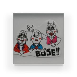BOSE!! Acrylic Block