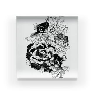 輪廻 Acrylic Block