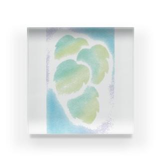インスピレーションNo.25 Acrylic Block