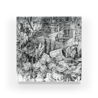 な。のFish1 Acrylic Block