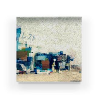 レストインピース Acrylic Block