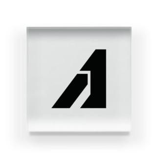 a1 Acrylic Block