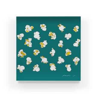 popcorn pack Acrylic Block