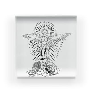 大天使の逆鱗 アクリルブロック