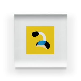 マイノメリティ Acrylic Block