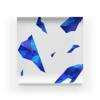2018 A/W [ se-tsu-na ]  Acrylic Block