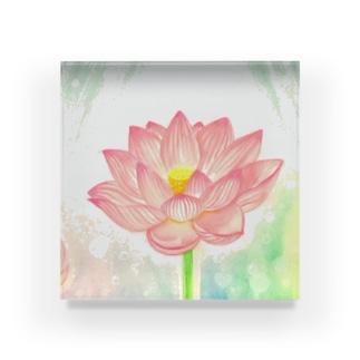絵描き-國重 奈穂-10 Acrylic Block