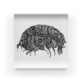 横蝦 Acrylic Block