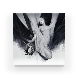 女神 Acrylic Block