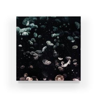 海月銀河 Acrylic Block