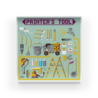 PAINTER´s TOOL Acrylic Block