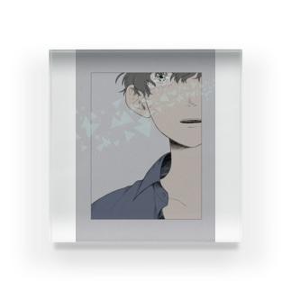 きらきらくん Acrylic Block