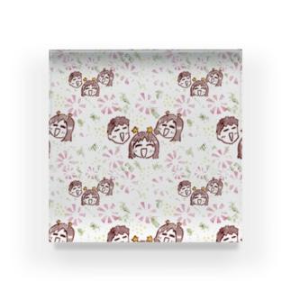 tsujibayashi1013 Acrylic Block