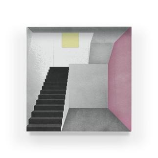 ルイスバラガンの家 Acrylic Block