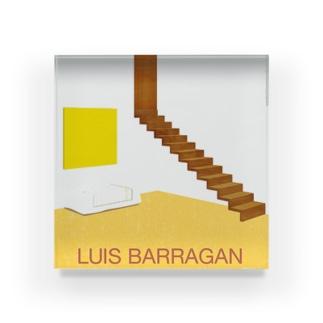 ルイスバラガンの書斎 Acrylic Block