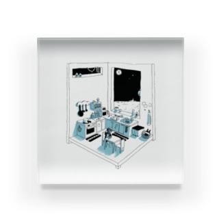 星の部屋 Acrylic Block