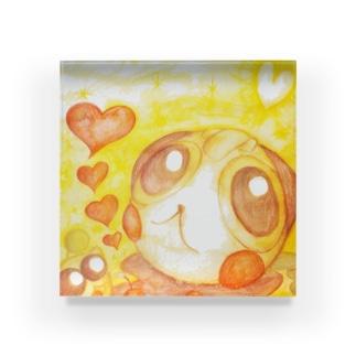 愛の絆創膏 Acrylic Block