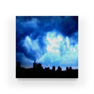 Rain アクリルブロック Acrylic Block