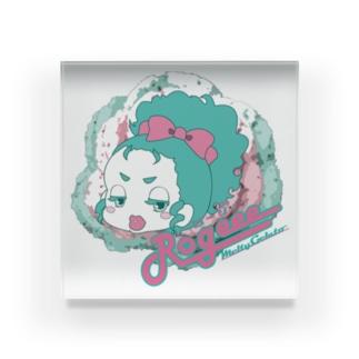 NAMAiKI☆ロージィー Acrylic Block