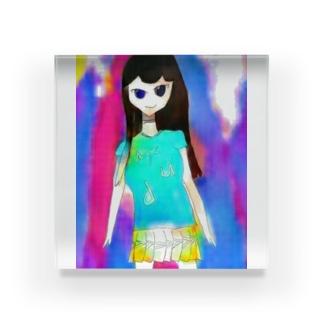 BlossomsArchive Acrylic Block
