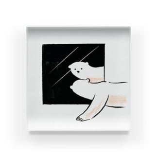 kuma Acrylic Block