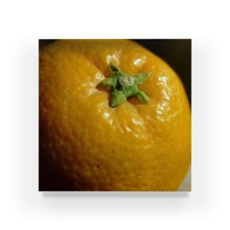 柑橘類のある光景 Acrylic Block