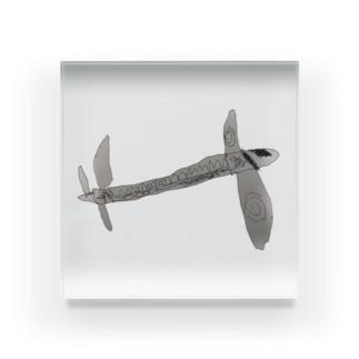 りしゆな:ジェット by はせしゅん Acrylic Block