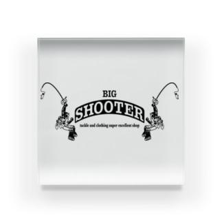 BIG-SHOOTER Acrylic Block