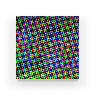 ドット Acrylic Block