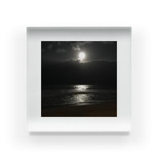 Super Moon rode パネル Acrylic Block